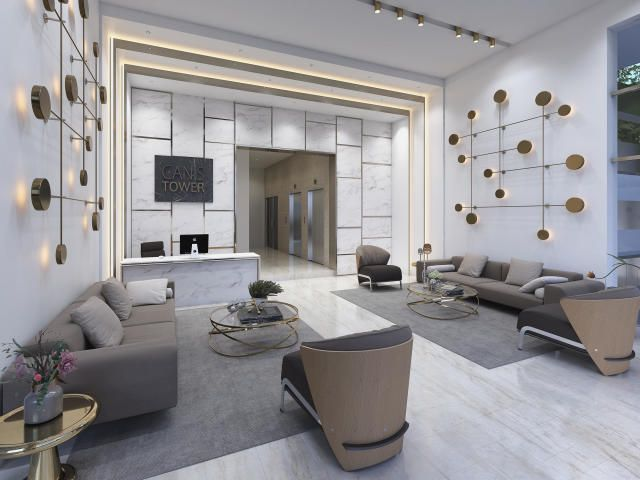 Apartamento Santo Domingo>Distrito Nacional>Naco - Venta:246.500 Dolares - codigo: 19-834