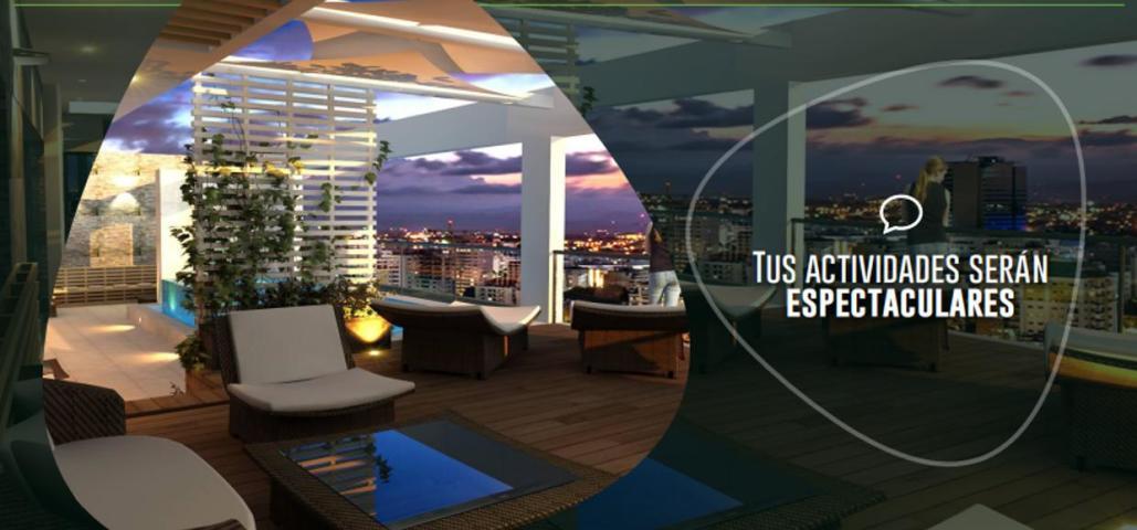 Apartamento Santo Domingo>Distrito Nacional>Gazcue - Venta:136.395 Dolares - codigo: 19-835