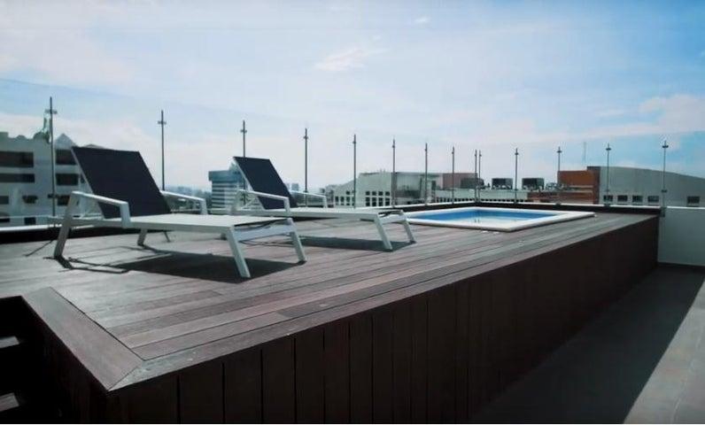 Apartamento Santo Domingo>Distrito Nacional>La Julia - Alquiler:800 Dolares - codigo: 19-843