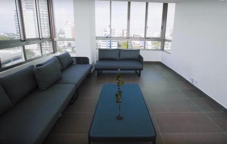 Apartamento Santo Domingo>Distrito Nacional>La Julia - Alquiler:850 Dolares - codigo: 19-845
