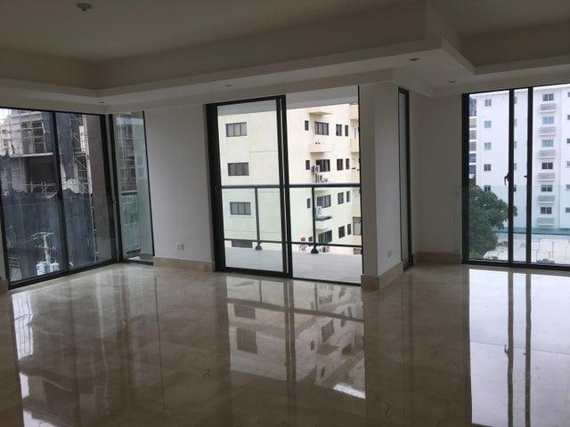 Apartamento Santo Domingo>Distrito Nacional>Piantini - Alquiler:2.200 Dolares - codigo: 19-930
