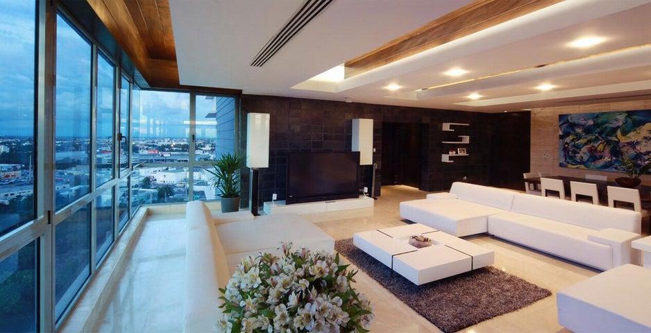 Apartamento Santo Domingo>Distrito Nacional>Serralles - Alquiler:2.800 Dolares - codigo: 19-941