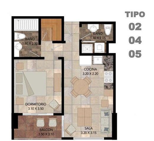 Apartamento San Pedro de Macoris>Juan Dolio>Juan Dolio - Venta:74.800 Dolares - codigo: 19-943