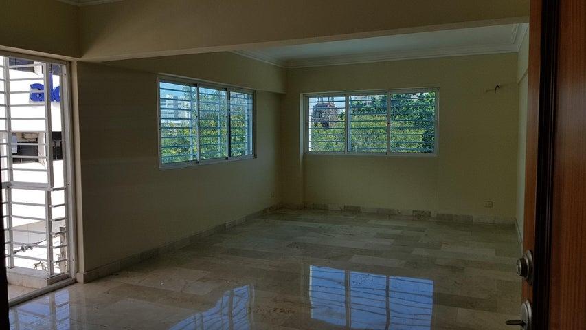 Apartamento Santo Domingo>Distrito Nacional>Piantini - Alquiler:1.000 Dolares - codigo: 19-945