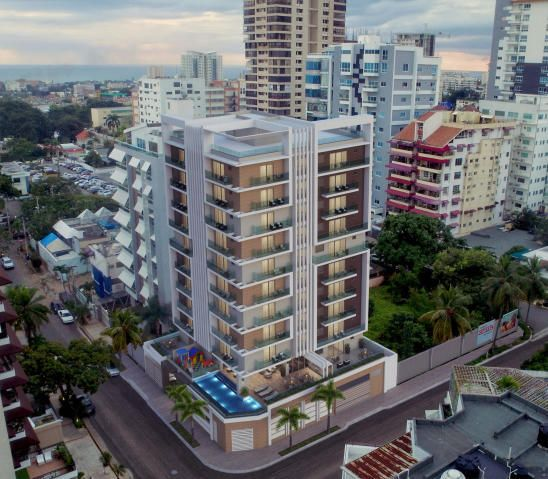 Apartamento Santo Domingo>Distrito Nacional>La Julia - Venta:149.000 Dolares - codigo: 19-952