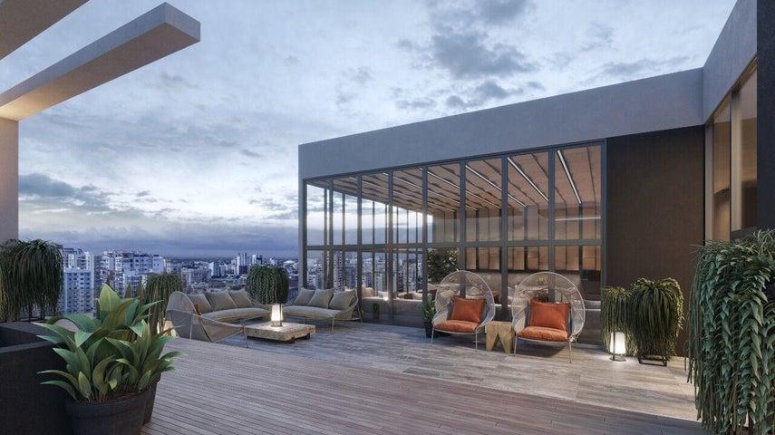 Apartamento Santo Domingo>Distrito Nacional>Evaristo Morales - Venta:94.900 Dolares - codigo: 19-954