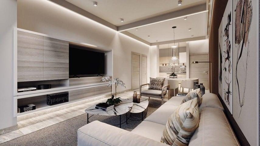 Apartamento Santo Domingo>Distrito Nacional>Evaristo Morales - Venta:151.200 Dolares - codigo: 19-955