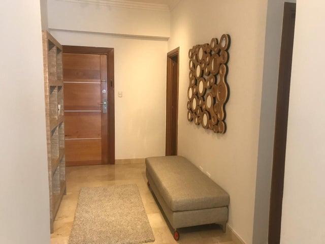 Apartamento Santo Domingo>Distrito Nacional>Piantini - Alquiler:1.600 Dolares - codigo: 19-959