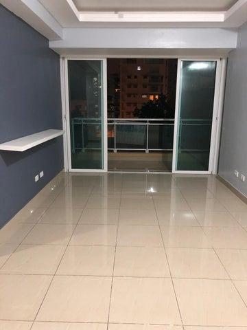 Apartamento Santo Domingo>Distrito Nacional>Evaristo Morales - Alquiler:1.000 Dolares - codigo: 19-969