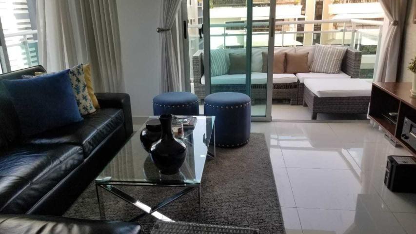 Apartamento Santo Domingo>Distrito Nacional>Piantini - Alquiler:1.600 Dolares - codigo: 19-986