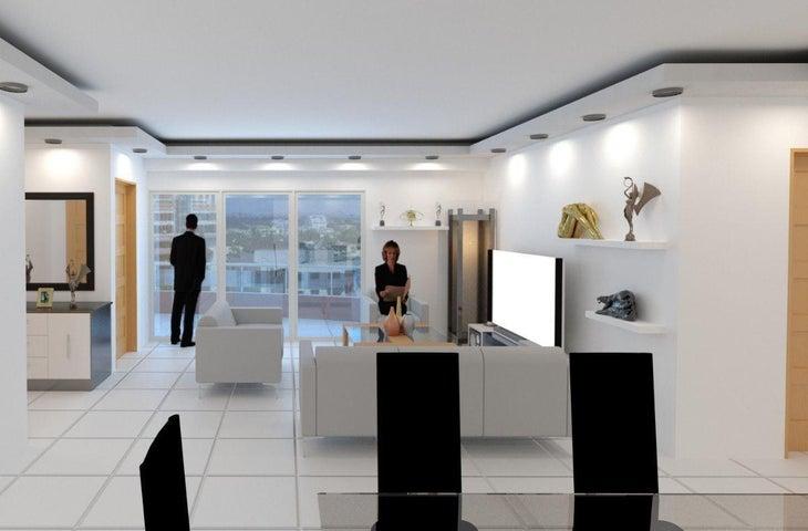 Apartamento Santo Domingo>Distrito Nacional>Evaristo Morales - Venta:185.000 Dolares - codigo: 19-1006