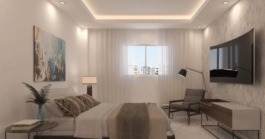 Apartamento Santo Domingo>Distrito Nacional>Zona Universitaria - Venta:145.500 Dolares - codigo: 19-1056