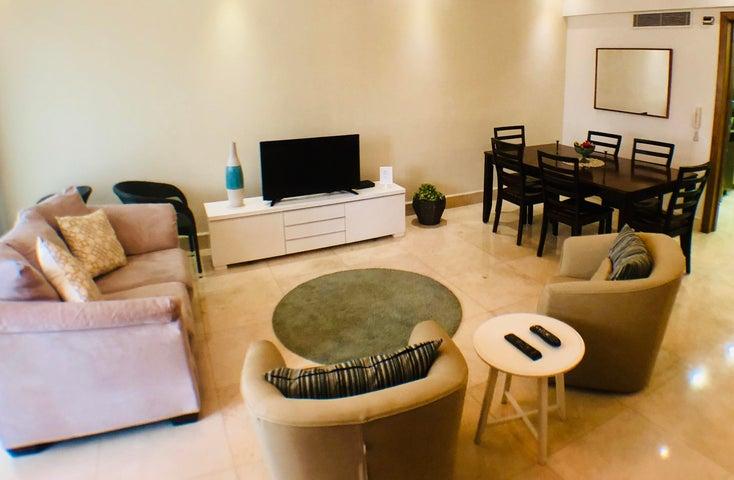 Apartamento Santo Domingo>Distrito Nacional>Piantini - Alquiler:1.700 Dolares - codigo: 19-1093
