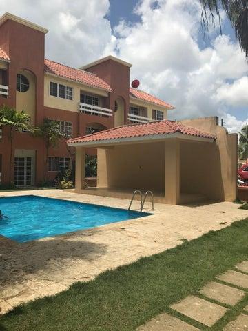 Apartamento La Altagracia>Punta Cana>Bavaro - Alquiler:525 Dolares - codigo: 19-1097
