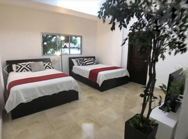 Apartamento Santo Domingo>Distrito Nacional>Piantini - Alquiler:1.900 Dolares - codigo: 19-1101