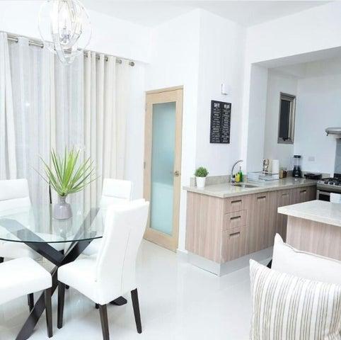 Apartamento Santo Domingo>Distrito Nacional>Paraiso - Alquiler:1.300 Dolares - codigo: 19-1120