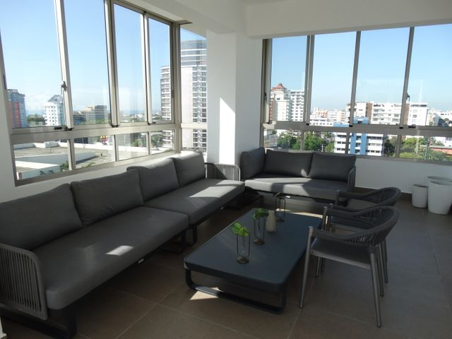 Apartamento Santo Domingo>Distrito Nacional>La Julia - Alquiler:800 Dolares - codigo: 19-841