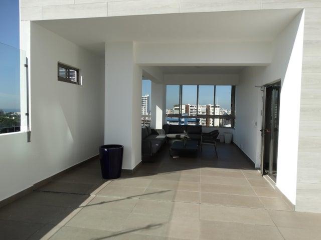 Apartamento Santo Domingo>Distrito Nacional>La Julia - Alquiler:750 Dolares - codigo: 19-842