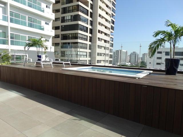 Apartamento Santo Domingo>Distrito Nacional>La Julia - Alquiler:750 Dolares - codigo: 19-843
