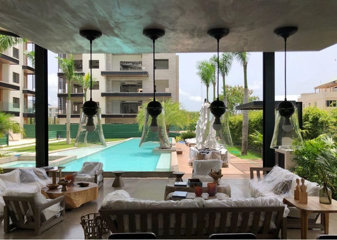 Apartamento La Altagracia>Punta Cana>Bavaro - Venta:149.000 Dolares - codigo: 19-1148