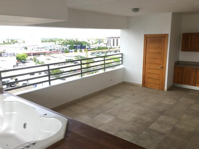 Apartamento Santo Domingo>Distrito Nacional>Serralles - Alquiler:1.200 Dolares - codigo: 19-1164