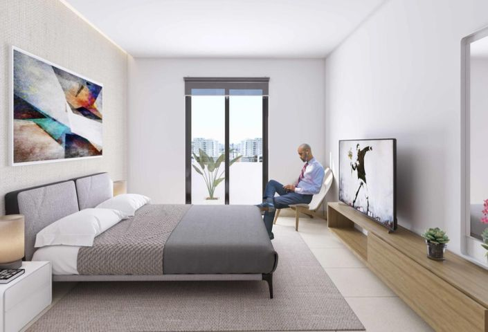 Apartamento Santo Domingo>Distrito Nacional>Arroyo Hondo - Venta:91.000 Dolares - codigo: 19-1206