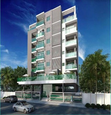 Apartamento Santo Domingo>Distrito Nacional>Mirador Norte - Venta:179.000 Dolares - codigo: 19-1228