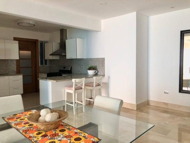 Apartamento Santo Domingo>Distrito Nacional>Serralles - Alquiler:1.500 Dolares - codigo: 19-1079