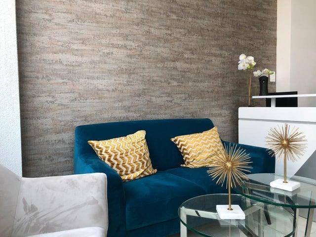 Apartamento Santo Domingo>Distrito Nacional>Evaristo Morales - Alquiler:800 Dolares - codigo: 19-1306