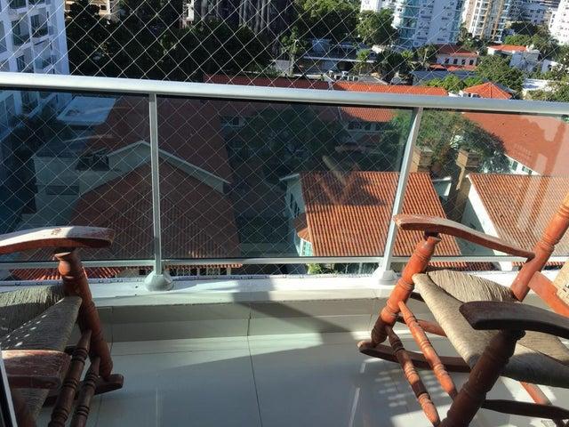 Apartamento Santo Domingo>Distrito Nacional>Piantini - Alquiler:2.500 Dolares - codigo: 19-1320