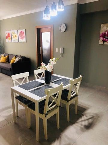 Apartamento Santo Domingo>Distrito Nacional>Naco - Alquiler:1.200 Dolares - codigo: 20-81