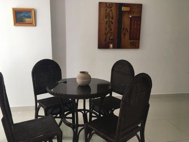 Apartamento Santo Domingo>Distrito Nacional>Paraiso - Alquiler:950 Dolares - codigo: 19-972