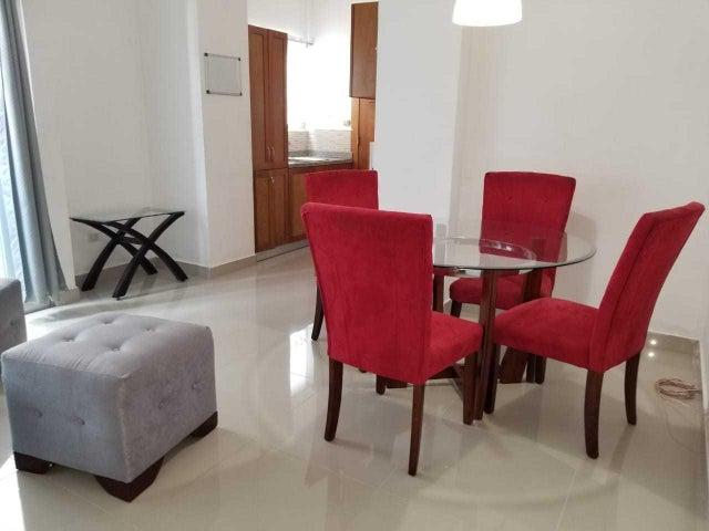 Apartamento Santo Domingo>Distrito Nacional>Evaristo Morales - Alquiler:650 Dolares - codigo: 20-98