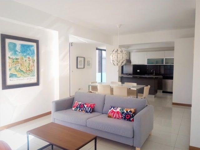 Apartamento Santo Domingo>Distrito Nacional>Evaristo Morales - Alquiler:1.300 Dolares - codigo: 20-103