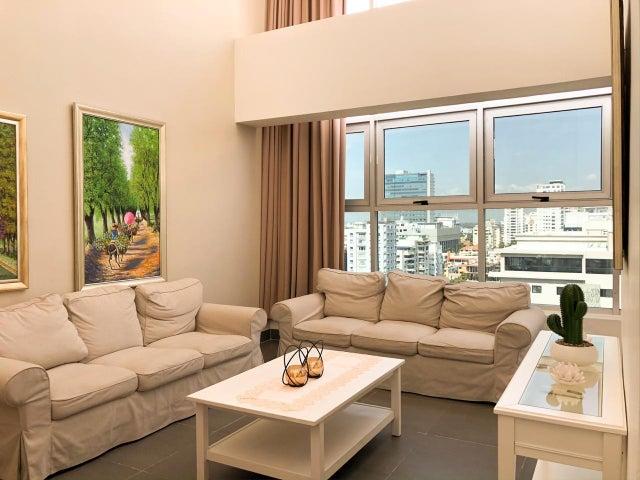 Apartamento Santo Domingo>Distrito Nacional>Piantini - Alquiler:2.500 Dolares - codigo: 20-36