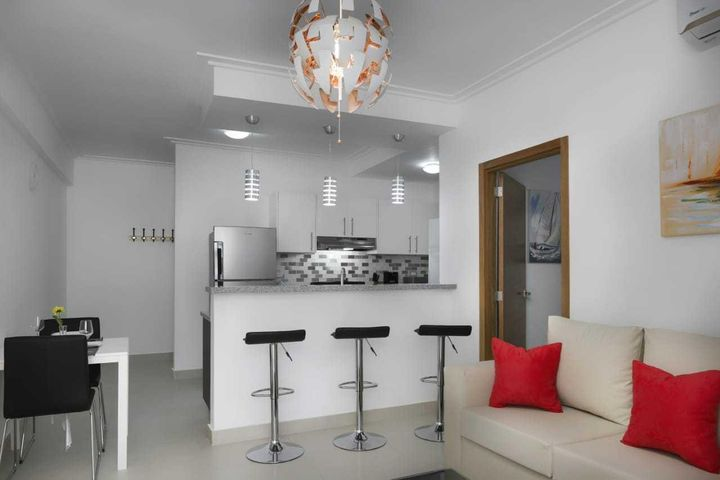 Apartamento Santo Domingo>Distrito Nacional>Serralles - Alquiler:850 Dolares - codigo: 20-207