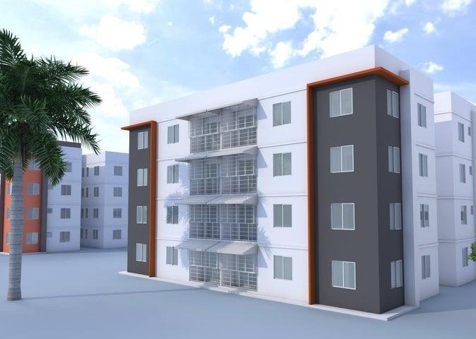 Apartamento Santo Domingo>Santo domingo Este>Las Americas - Venta:1.889.500 Pesos - codigo: 20-225