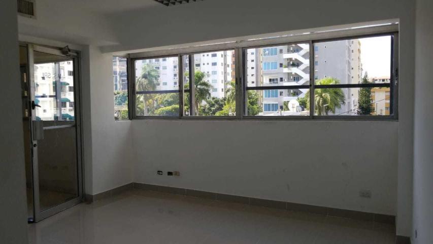 Oficina Santo Domingo>Distrito Nacional>Evaristo Morales - Alquiler:2.136 Dolares - codigo: 20-229