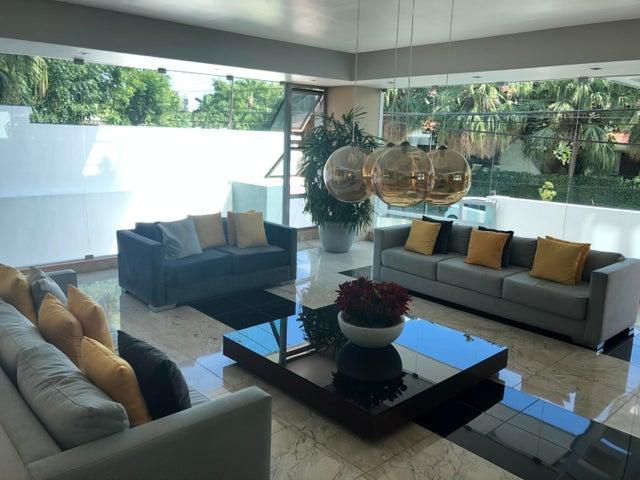 Apartamento Santo Domingo>Distrito Nacional>Los Cacicazgos - Venta:350.000 Dolares - codigo: 20-253
