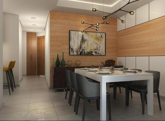 Apartamento Santo Domingo>Distrito Nacional>Evaristo Morales - Venta:225.000 Dolares - codigo: 20-299