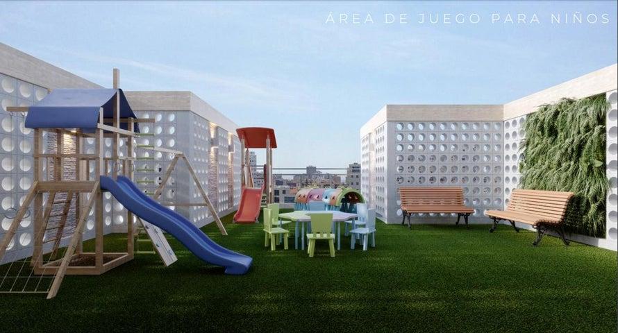 Apartamento Santo Domingo>Distrito Nacional>Serralles - Venta:160.300 Dolares - codigo: 20-398