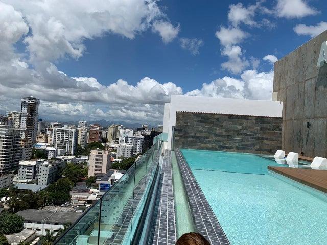 Apartamento Santo Domingo>Distrito Nacional>Piantini - Alquiler:1.100 Dolares - codigo: 20-421