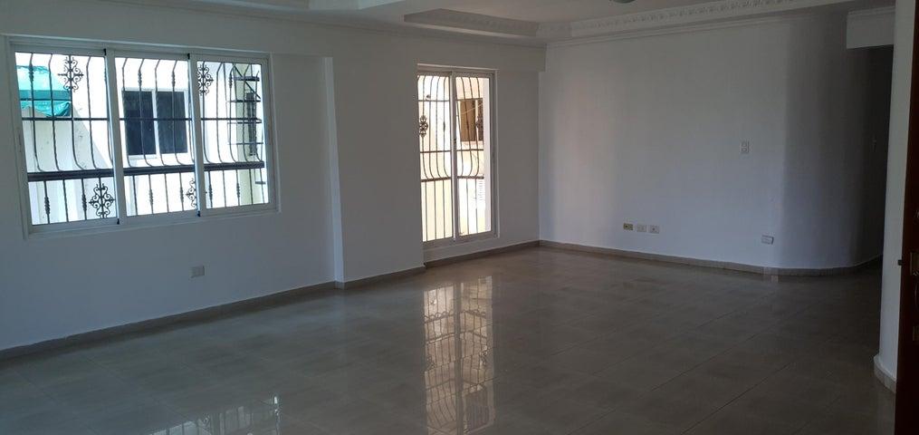 Apartamento Santo Domingo>Distrito Nacional>Evaristo Morales - Alquiler:40.000 Pesos - codigo: 20-422
