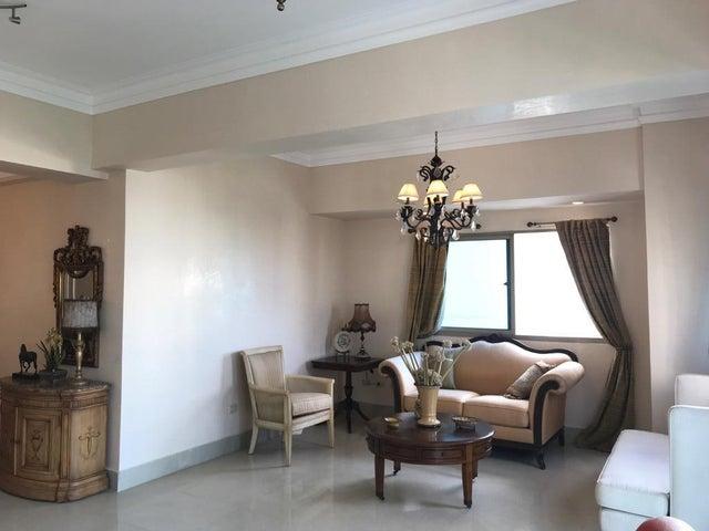 Apartamento Santo Domingo>Distrito Nacional>Bella Vista - Alquiler:1.000 Dolares - codigo: 20-465