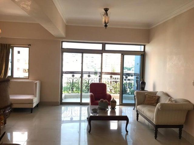 Apartamento Santo Domingo>Distrito Nacional>Bella Vista - Alquiler:1.000 Dolares - codigo: 20-466