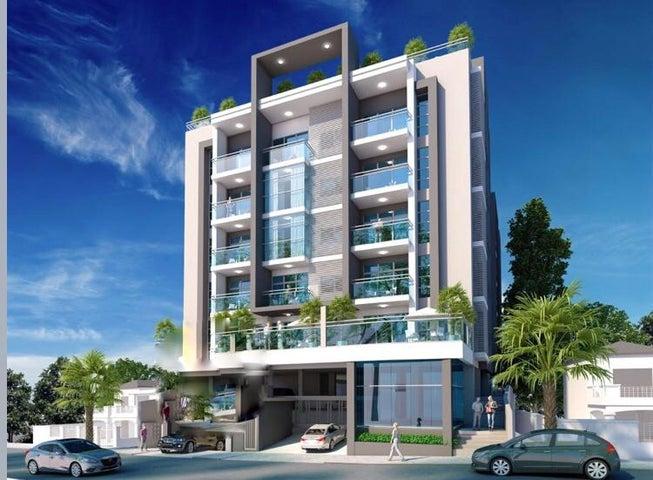Apartamento Santo Domingo>Distrito Nacional>Los Rios - Venta:70.000 Dolares - codigo: 20-521