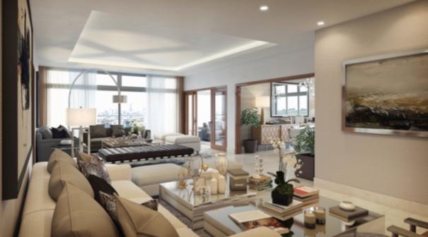 Apartamento Santo Domingo>Distrito Nacional>Paraiso - Venta:975.000 Dolares - codigo: 20-614