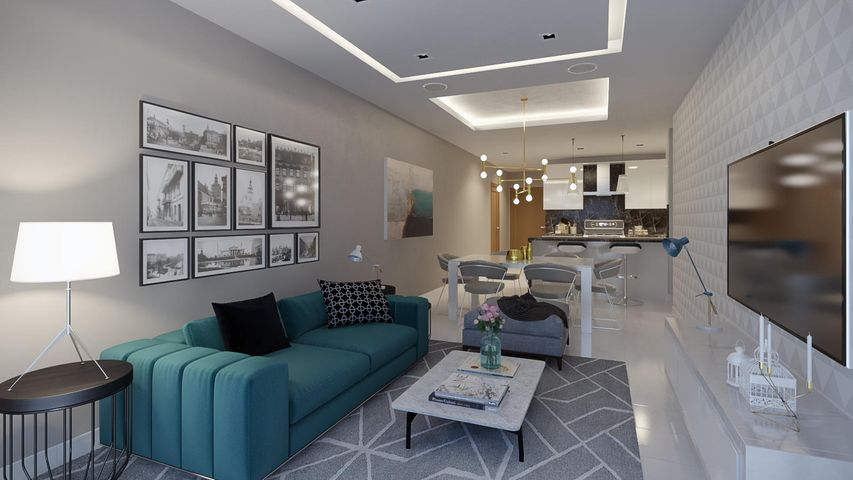 Apartamento Santo Domingo>Distrito Nacional>Urbanizacion Real - Venta:132.600 Dolares - codigo: 20-779