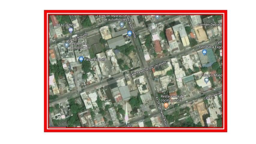 Terreno Santo Domingo>Distrito Nacional>El Millon - Venta:1.000.000 Dolares - codigo: 20-923