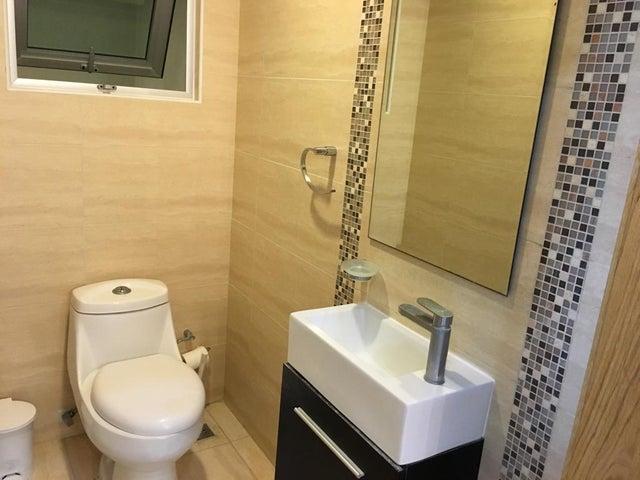Apartamento Santo Domingo>Distrito Nacional>Piantini - Alquiler:1.700 Dolares - codigo: 20-990